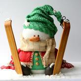 """手工编织与烘焙的甜蜜牵手 用糖""""织""""出各样精彩"""