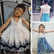 圆孩子的公主梦 亲手编织女孩最爱的公主裙3款制作教程