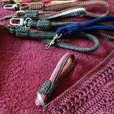 教你钩编一种超级漂亮的带子的方法,适合零基础的新手