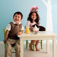 为小王子小公主们这样织毛衣更有爱 创意手工儿童编织服饰欣赏