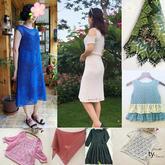 201832期周热门编织作品:8月当季最受欢迎的手工编织服饰15款