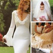 满足你编织情怀的婚礼主题编织物与其结构图
