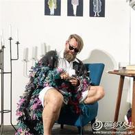 当男人和女人一起开始玩毛线,好处竟然这么多?赶紧拉他来试试!