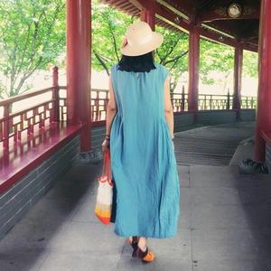 彩虹渐变色女士菠萝花钩针包包