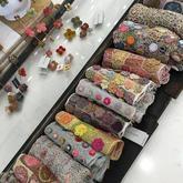 超细亚麻与羊毛带来异域编织风情 织品设计师Sophie Digard