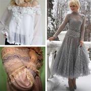 轻盈但依然兼备温暖属性让织女无法不爱的仙女衣