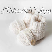 简单实用钩织结合婴幼儿鞋袜 温暖呵护宝宝小脚丫