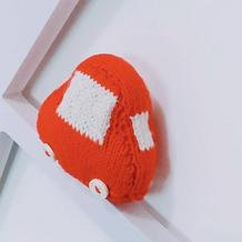 手工编织玩偶小汽车编织图解,织了给小朋友玩吧!