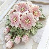 增姿添色轻松几步学会毛线编织花卉的包装