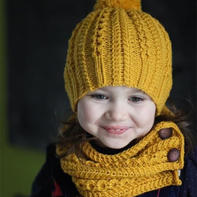 不骗你!用这种方法织围巾帽子袜子 零基础新手也能轻松搞定