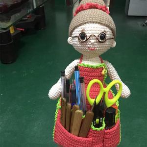 克劳斯特奶奶 实用型钩针工具创意收纳