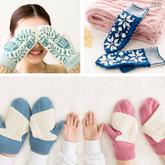 经典手套编织视频教学(3-3)亲子手套