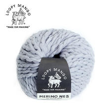 LOOPY MANGO  Merino No.5 Yarn100%美丽诺羊毛线