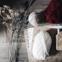 掌握提花毛衣的编织规律 美丽合体毛衣织起来