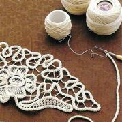 鉤針與縫衣針打造的別樣美麗裝飾 用手工扮靚你的春天吧