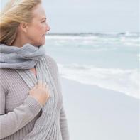 详解中老年毛衣如何织及欣赏