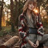 世界頂級奢侈品牌Brunello Cucinelli編織服飾欣賞