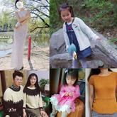 201918期周热门编织作品:春夏儿童成人手工编织服饰13款