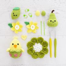 美洲全职宝妈Melissa 用色彩与创意编织照亮了每个人