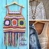百余圖欣賞俄羅斯手工編織艾莎創意編織服飾
