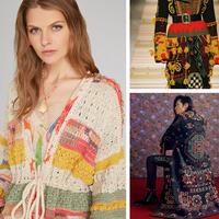 意大利奢侈品牌ETRO大牌编织服饰欣赏