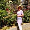 紫罗兰女士钩针短袖中长款开衫