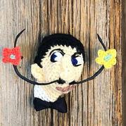 可以化为唇间微笑的有趣编织物 日本编织设计NekoKnit