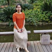 亲手织就美丽棒针蕾丝衣饰:真蕾志田+蝉翼仙裙