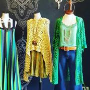 探戈故鄉的原創編織 拉丁美洲阿根廷異域風手工編織服飾欣賞