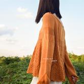 仿织的别样美姿 美丽披肩实用大改造
