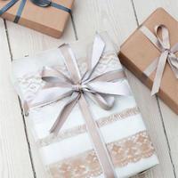 用心包装为礼物加分 因为玩毛线包装这件事玩法更多