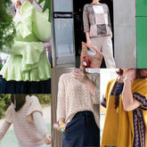 201938期周热门编织作品:手工编织儿童女士服饰20款