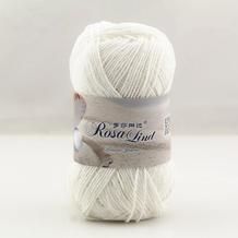 罗莎琳达RL5015爱尔兰水晶蕾丝 春夏棉线蕾丝亮丝棉线细线钩针手编线