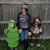 """有一种优秀是""""别人家的妈"""" 我就要妈妈给我织的衣服"""
