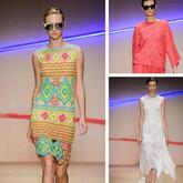 羊绒皇后Laura Biagiotti 意大利针织时装秀