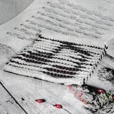 神秘幻影编织花样基本织法解密(Illusion Knitting、错觉编织)