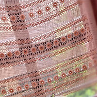 粉媚 毛线球26钩针蕾丝拼花毯