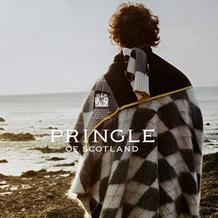 追溯古老的奢侈品品牌:Pringle of Scotland普林格