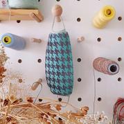 銀笛280編織機機織毛線提花口罩