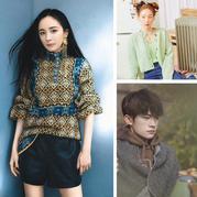 针织毛衣主�y角季  时尚毛衣的编织灵感与穿搭