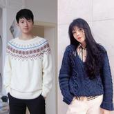 202013期周热门编织作品:春暖花开织女最爱织的毛衣10款
