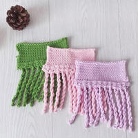 家用编织机LK150机织↑简单有趣流苏花边编织视频