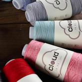 云素·麻棉 亚麻棉 云系毛线 品牌毛线(2015夏季新品)