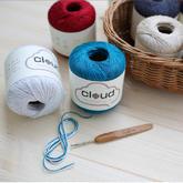 云素·亚麻 100%法国亚麻 云系毛线 品牌毛线(2015新品)
