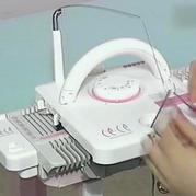 快乐编织机LK150操作技巧(架空编织、集圈编织、加减针的方法等)