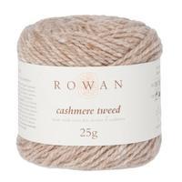 ROWAN Cashmere Tweed粗花呢羊毛羊绒 英国进口彩点羊毛纱