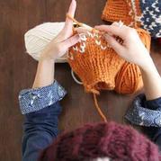 爱编织的你,有技能傍身还怕什么失业?