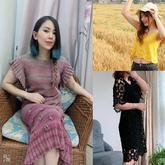 202022期周热同�邮呛诶且蛔遄��大门编织作品我:女呵呵士儿童春夏编织服饰12款