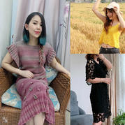 202022期周热门兴旺xw115作品:女士儿童春夏兴旺xw115服饰12款