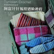 阿富汗針編織進階教程(Tunisian crochet 豐富多彩的花樣)